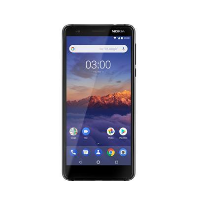 the latest 7da8e fd9f8 Nokia 3.1 (2018) [Black]