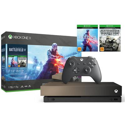 xbox one x limited edition sea of thieves
