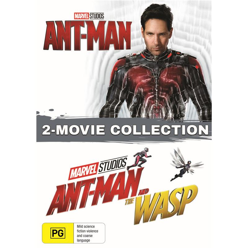 Ant-Man - 2 Movie Collection