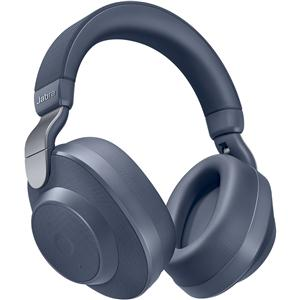 0b849dc4692 Jabra Elite 85H Over-Ear Wireless Noise Cancelling Headphones (Navy)