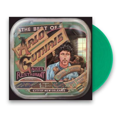 Best Of Arlo guthrie, The (Limited Edition Green Vinyl)