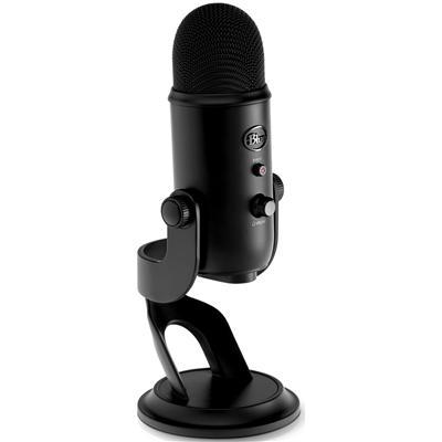 blue yeti usb microphone blackout jb hi fi. Black Bedroom Furniture Sets. Home Design Ideas