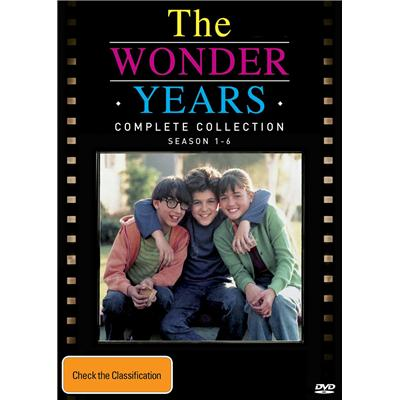 Wonder Years, The - Complete Collection