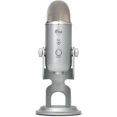 Sing Miniature Mic Microphone. Source · Blue Yeti USB Microphone (Silver .