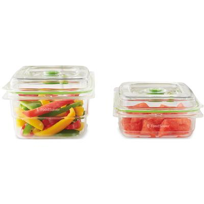 Sunbeam foodsaver fresh containers 2 piece set jb hi fi sunbeam foodsaver fresh containers 2 piece set fandeluxe Choice Image