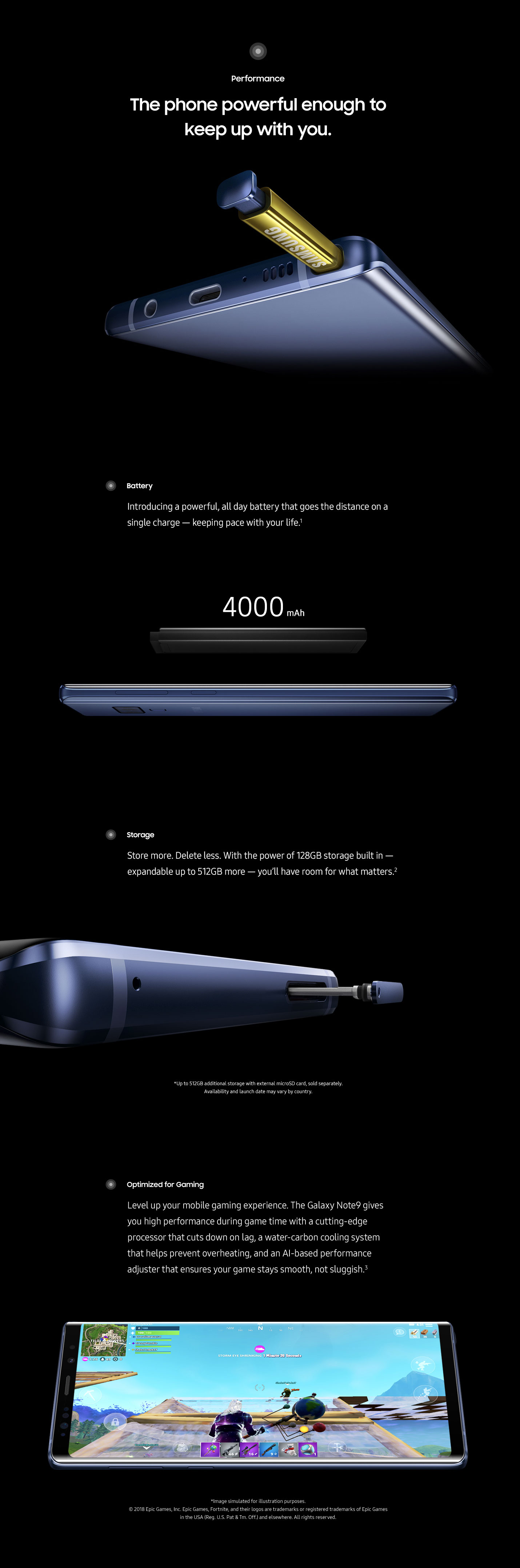 Samsung Galaxy Note 9 | JB Hi-Fi