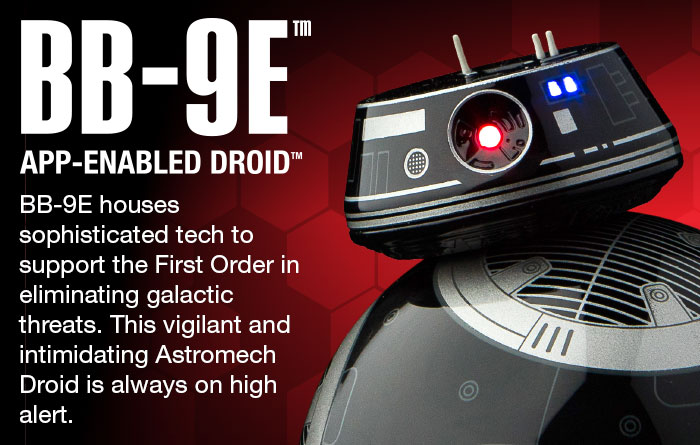 BB-9E App Enabled Droid